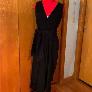 French connection wide leg jumpsuit